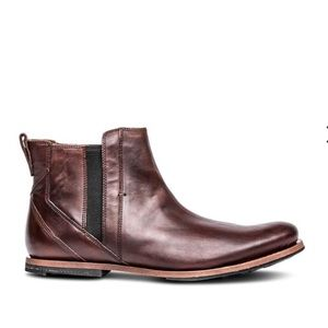 Timberland Wodehouse Chelsea Boot *Brown Burnished